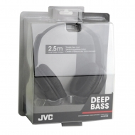 JVC DEEP BASS HEADPHONES
