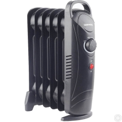 DAEWOO MINI OIL RADIATOR 800W BLACK