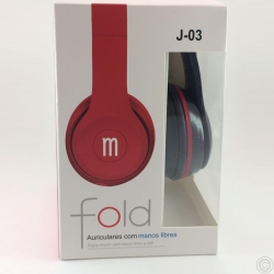 M' FOLD HEADPHONES
