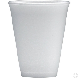 INSULATED FOAM CUPS 10oz 20s