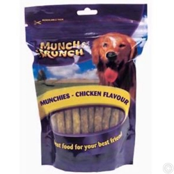 CHICKEN MUNCHIES 250G