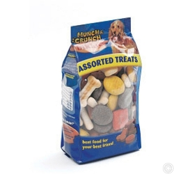 M&C BIKKIES ASSTED TREATS