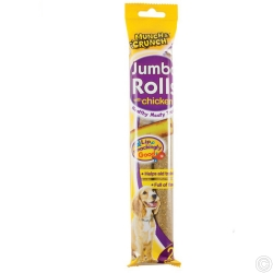 2PK JUMBO ROLLS WITH CHICKEN