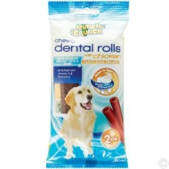CHEWY DENTAL ROLL WITH CHICKEN 2PK