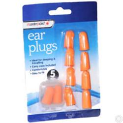 EAR PLUG 5PK