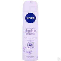 NIVEA ANTI-PERSPIRANT DEO 150ML - double effect