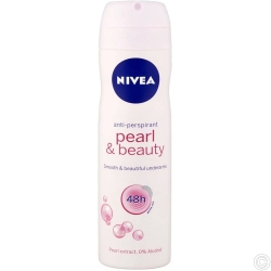 NIVEA ANTI-PERSPIRANT DEO 150ML - pearl & beauty