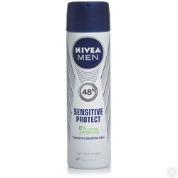 NIVEA ANTI-PERSPIRANT DEO 150ML - sensitive protect