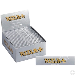 RIZLA SILVER SLIM/U.THIN KING SIZE 50