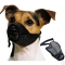 DOG MUZZLE ADJUSTABLE IN PVC POUCH ASSORTED