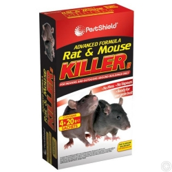 RAT & MOUSE ADVANCED KILLER (4x20g)