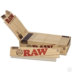 RAW CLASSIC 12 INCH PAPER 20's