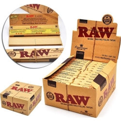RAW KING SIZE ROLLING MACHINE 12PK