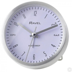 RAVEL METAL ALARM CLOCK