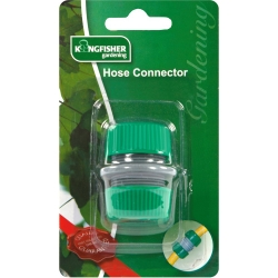 Garden Pro Snap-On Half Inch Female Hose Connector