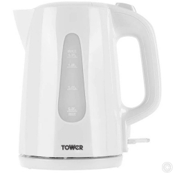 TOWER 1.7L JUG KETTLE WHITE