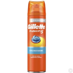 GILLETTE SERIES SHAVING GEL 200ML - ULTRA MOISTURISING