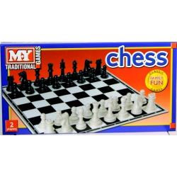 M.Y CHESS GAME IN PRINTED BOX